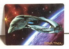 Star Trek Ferengi Ship Drake Studios Prototype Proof Card-Hamilton (LJ-TC-07)