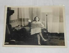 Vintage Photo ~ Women Reading Newspaper