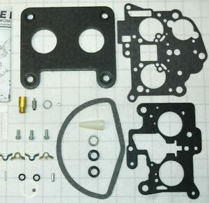 "1979-84 CARB KIT 2 BARREL ROCHESTER MODEL M2ME OLDSMOBILE 231"" ENGINES NEW"