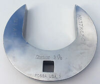 "NEW - Snap-On USA 2 1/8"" x 3/8"" drive crowsfoot open spanner wrench FC68A tool"