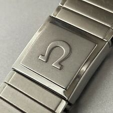 Vintage Omega Fixo-flex Bracelet Ref.1122 ; 18mm End links 558 1122/558