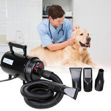 2800W Pet Dryer Pulsore Phon Asciugacapelli Animali per Cani Gatti Low Noise