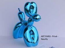 Jeff KOONS - Dog Blue - Editions Studio - Mint with COA