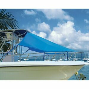 """Taylor Made T-Top Bow Shade 6'L x 90""""W Pacific Blue 12004OB"""