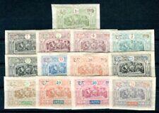 OBOCK 1894 Yvert 47-59 * TADELLOS TEILSATZ 150€(D7686