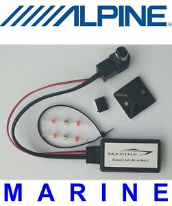 ⛵ Alpine Marine Bluetooth Audio A2DP  Upgrade Boat Audio KCA-121BT