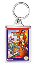CHIP 'N DALE RESCUE RANGERS 2 NES KEYRING LLAVERO