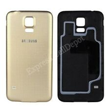 Samsung Galaxy S5 SM-G900 Replacement Back Battery Cover Panel w water seal