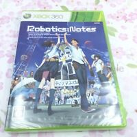 USED XBOX 360 ROBOTICS; NOTES Normal Edition 17827 Japan import