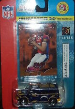 NFL H2 San Diego Hummer 1:64 with Phillip Rivers Rookie Card - New in Package