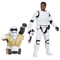 Star Wars: The Force Awakens 3.75 Inch Figure Desert Mission Armor Finn (FN-2187
