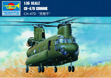 Trumpeter 05105 1/35 CH-47D Chinook Helicopter