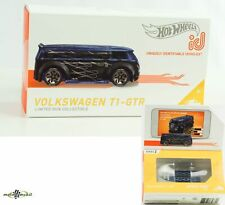Hot Wheels id Series 2 Volkswagen T1 GTR 01/04 Limited 2020 1:64 Boxed