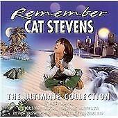 CAT STEVENS -  Remember Cat Stevens: The Ultimate Collection (1999) CD
