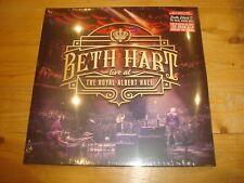BETH HART Live at Royal Albert Hall LIMITED RED VINYL 3x 180g LP EDITION SEALED