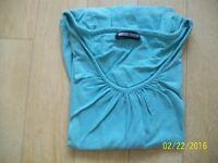 Langarm T Shirt Gr. 38, hellgrün von Flash Lights  getr. s. Fotos