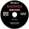 BANNED Cartoons DVD [SFW version], Bugs Bunny Flintstones more Censored & Taboo