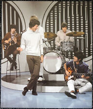 THE ROLLING STONES POSTER PAGE 1965 TOP OF THE POPS . Y20