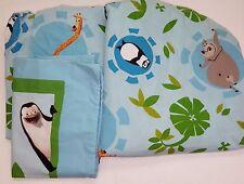 Dreamworks Madagascar Twin Sheet Set Penguins Alex Marty Melman Gloria