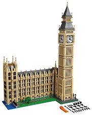 Lego Creator Big Ben 10253 London Bus Bridge Clock