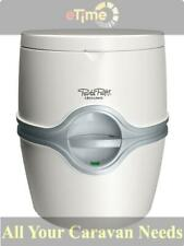 Thetford excellence eletric&battery flush portable toilet for Caravans Marine