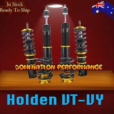 Coilover Kit - SYC Holden Commodore VT-VY Ute Adjustable Coilovers