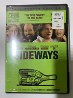 BRAND NEW SEALED! Sideways Paul Giamatti (DVD, 2005, Full Screen) FREE SHIPPING