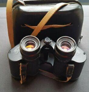 Carl Zeiss Deltrintem 8x30 1Q coated binoculars, S/N 5735563Germany East