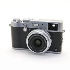 FUJIFILM Fuji X100T Silver shutter count 13000 shots