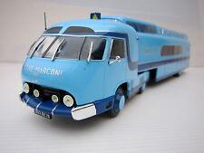 Hachette ixo 1.43 camion  publicitaires Panhard Titan Pathé Marconi