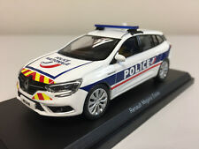 "Norev Renault Megane Estate ""Police nationnale"" 2016 1/43 517793"