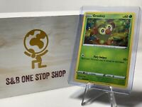 Grookey 010/202 Holo - Pokemon Collectors Chest Promo - Sword & Shield 2020