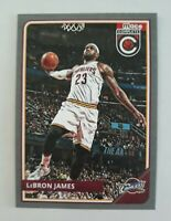 Lebron James 2015-16 Panini Complete Card #53 Silver Parallel Cavaliers