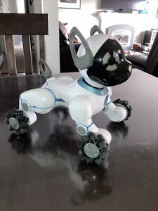 WowWee CHiP Robot Toy Dog - White Dog ONLY