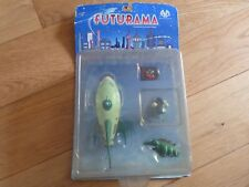 Futurama Planet Express Ship In Sealed Box - See Photographs Reference Condition