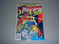 Spider Woman No. 11 Marvel Comics Vol. 1 No. 11 February 1979  FN 6.0