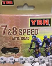 YBN 7 / 8 Speed Mountain / Road  Speed Hi Performance Bike Chain - YC810