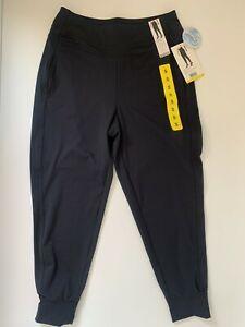 Mondetta Women's Performance + Luxury Active Jogger Pant Black Size Small