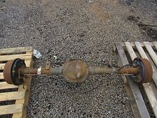 """99 - 08 09 FORD RANGER REAR END DIFFERENTIAL 7.5 RING GEAR 10"""" BRAKES 3.73 RATIO"""