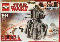 LEGO STAR WARS   `` FIRST ORDER HEAVY SCOUT WALKER ´´ Ref 75177 NUEVO A ESTRENAR