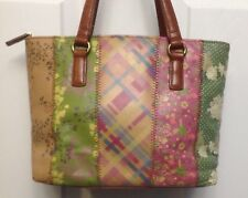 FOSSIL Multi-Colored Leather Purse-75082