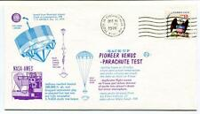 1976 Back Up Pioneer Venus Parachute Test Truth Or Consequences NASA-AMES USA