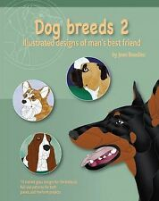 Stained Glass Pattern Book Dog Breeds 2
