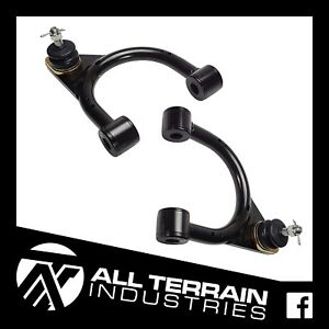 FORD RANGER/EVEREST MAZDA BT50 2011+ ADJUSTABLE UPPER CONTROL ARMS CAMBER CASTOR