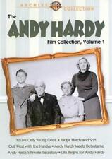 THE ANDY HARDY COLLECTION, VOL. 1 NEW DVD