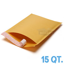 15 1 725 X 12 Kraft Bubble Padded Envelopes Mailers From The Boxery