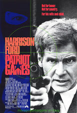 LOT OF 5 HARRISON FORD of Star Wars Fame MOVIE POSTER 27x40 All Originals !!!