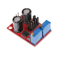 NE555 Pulse Module Frequency Duty Cycle Adjustable Square Signal Generator..