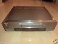 Sony DHR-1000 High-End DV-Recorder, DEFEKT? Mechanik klemmt, sonst gepflegt