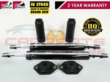 FOR BMW 1 SERIES E81 E87 06- REAR LEFT RIGHT SHOCKERS SHOCKS ABSORBERS SET